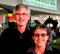 Graham and Jill Boswell. (Source: Retail News, NZ.)