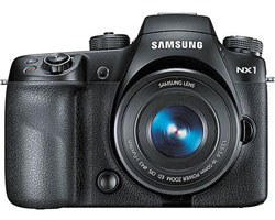 Giant fail: The 28-megapixel Samsung NX1 was one of the top camera releases in the past 12 months. But without marketing support and brand credibility in cameras, followed up by rumours of Samsung givng up on cameras altogether, it hasn't had the success the deserves.