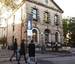 The 'National Art School' in Forbes St will