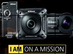 Nikon is on a Mission with its trio of virtual reality models.