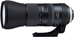 The highly desirable SP 150-600mm G2 (Generation 2) was released in September.